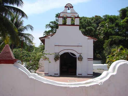 church at La Antigua